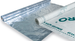 Non-permeable roofing membranes
